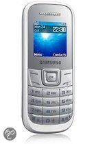 Samsung E1200i - Wit