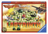 Disney Planes Fire & Rescue Junior Labyrinth - Kinderspel