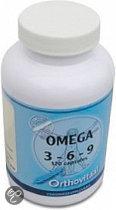 Orthovitaal Omega Visolie 3-6-9 Capsules 60 st