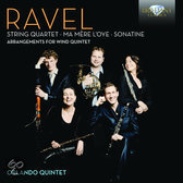 Ravel - Arrangements For Wind Quintet (CD)