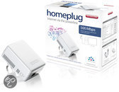 Sitecom LN-507 Homeplug Adapter 500mbps
