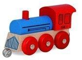 Eichhorn Houten locomotief