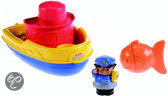 Fisher-Price Little People Speel en Drijf Boot