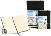 2013 Moleskine Peanuts Limited Edition Pocket 18 Month Weeky