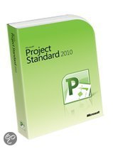 Microsoft Microsoft Project Standard 2010 - Engels / Licentie/ Download