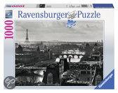 Ravensburger Parijs en de Seine - Puzzel - 1000 stukjes