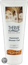 Therme Satin Shower - Hammam - 200 ml - Douchegel