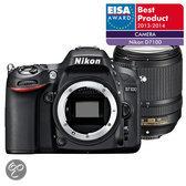 Nikon D7100 + 18-140 mm ED VR - Spiegelreflexcamera
