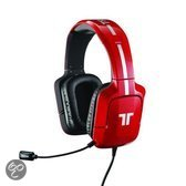 Foto van Tritton Pro+ True 5.1 Surround Gaming Headset Rood PS3 + PS4 + Xbox 360 + PC + MAC