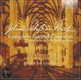 Bach Complete Geestelijke Cantates (50CD)