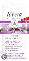 Lavera Regenerating Skin Care - Gezichtsmasker
