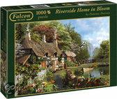 Falcon Riverside Home in Bloom - Legpuzzel