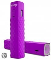 iFrogz GoLite 2600 mAh Battery + Flashlight Purple