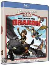 How To Train Your Dragon (3D Blu-ray)