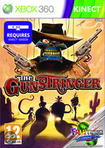Foto van The Gunstringer (Incl. Fruit Ninja) (Xbox Kinect)