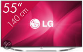 LG 55UB950V - 3D led-tv - 55 inch - Ultra HD/4K - Smart tv