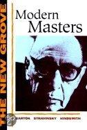 Modern Masters: Bartok, Stravinsky, Hindemith
