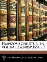 Franzosische Studien, Volume 3, Issue 3