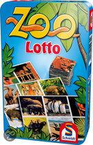 Zoo Lotto In Tin Box Pocketedie
