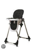 Titaniumbaby - Kinderstoel de Luxe - Zwart