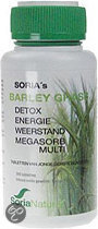 Soria Natural Barley Grass - 100 st