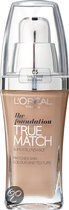 L'Oréal Paris True Match - C5 Rose Sand  - Foundation