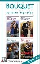 Bouquet e-bundel nummers 3461-3464, 4-in-1