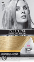 John Frieda Precision Foam Colour 9N - Light Natural Blonde