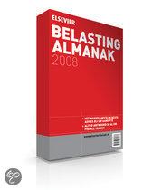 Elsevier Belasting Almanak / 2008