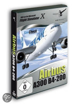 Foto van Simcheck Airbus A300 B4-200 (FS X Add-On)