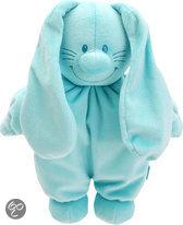 Bunny Basic Knuffelrammelaar Aqua