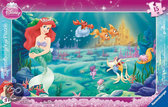Ravensburger Raampuzzel - De Wereld van Ariel