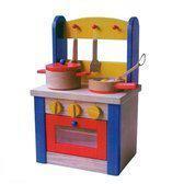 Houten Mini Keuken