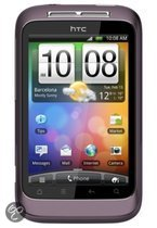 HTC Wildfire S - Bliss Purple
