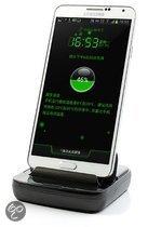 qMust Desktop Dock Samsung Galaxy Note 3 (black)
