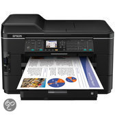 Epson WF-7525 - Inkjet Printer