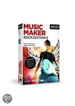 Magix, Music Maker, Rock Edition 4