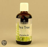 Jacob Hooy Tea Tree - 100 ml - Olie