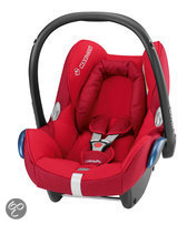 Maxi-Cosi CabrioFix Intense Red