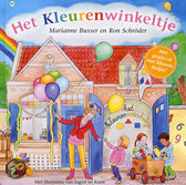 Het kleurenwinkeltje + CD