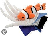 Beleduc Clownvis Speelhandschoen - Handpop
