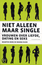 Books for Singles / Singles / Single-Mannen / Niet alleen maar single