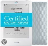 Kobo Touch e-reader - Zilver (Refurbished)