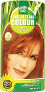 Hennaplus Long Lasting Colours 7.46 Copper Red
