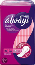 Always Envive Liner Plus