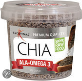 Lucovitaal Super Raw Food Chia zaden - 170 gram - Superfood