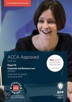 ACCA F4 Corporate and Business Law (Global)