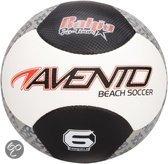 Strandvoetbal - Soft Touch - Bahia - Zwart (maat - 5)