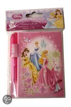 Disney Notitieboek princessen met pen