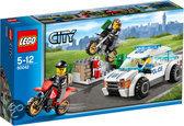 LEGO City Politie Snelle Politiejacht - 60042